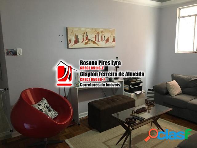 Apartamento térreo 2 quartos,1 vaga,Gonzaga,Santos