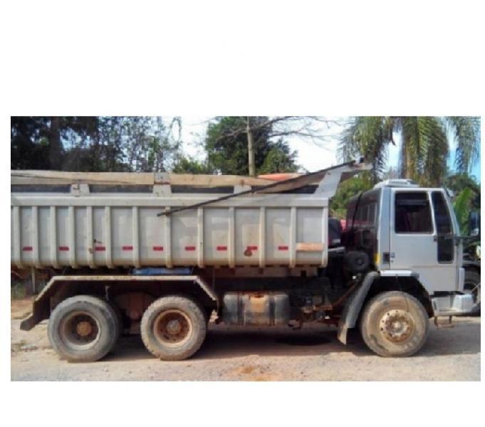 Ford Cargo 2628 6x4 Traçado 2010 c. Caçamba Basculante