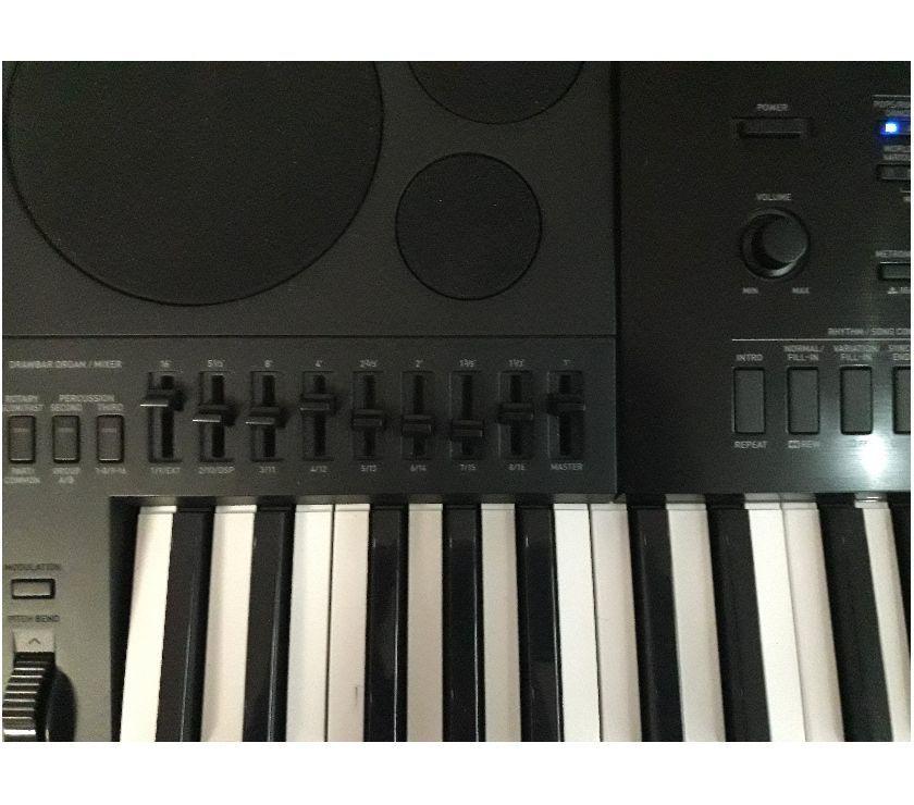 Lindo Teclado Arranjador Sintetizador Casio CTK