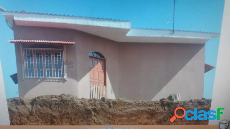 Vendo Excelente Casa de 02 Quartos em Manacapuru.Amazonas.