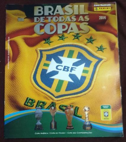 Álbum O Brasil de Todas as Copas