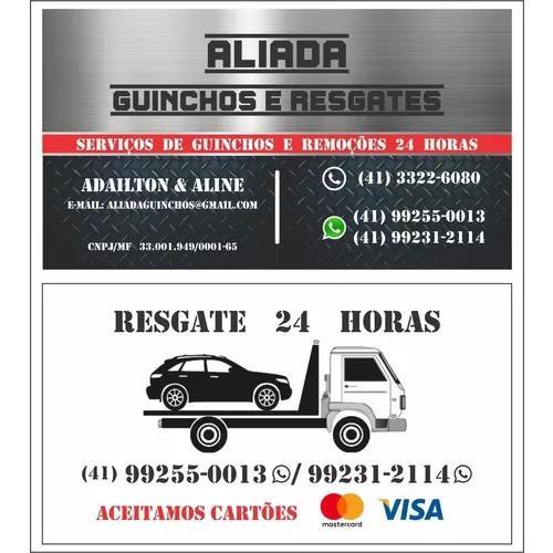 Aliada Guinchos 24 Horas Curitiba E Região Metropolitana