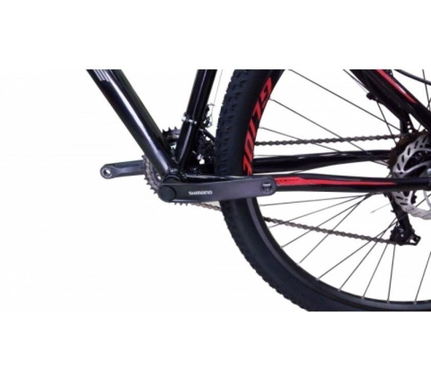 Bicicleta Aro 29 Ox Hard Glide