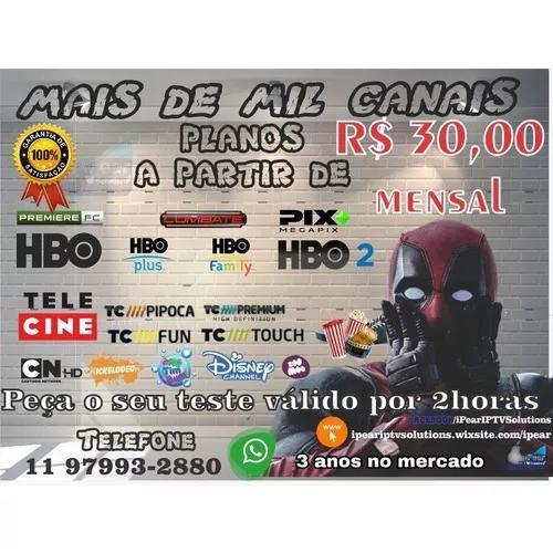 Canais Filmes E Series Na Tv Smart