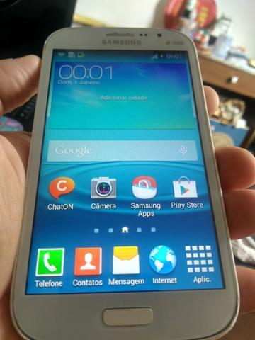 Celular Samsung Galaxy Gran duos 8 gigas de memória 2 Chips