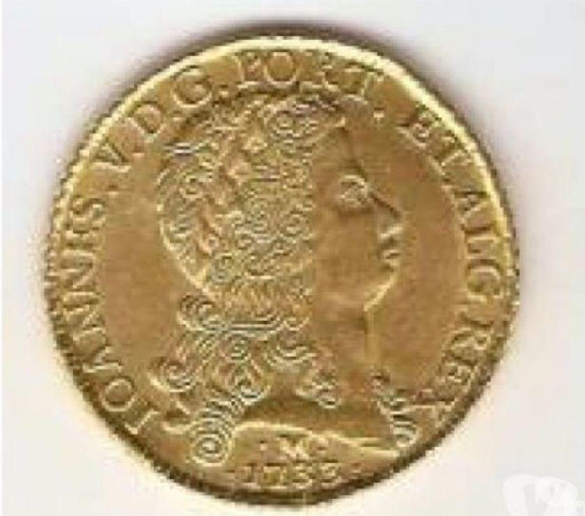 Compro moedas antigas de ouro de  até  pago R$950