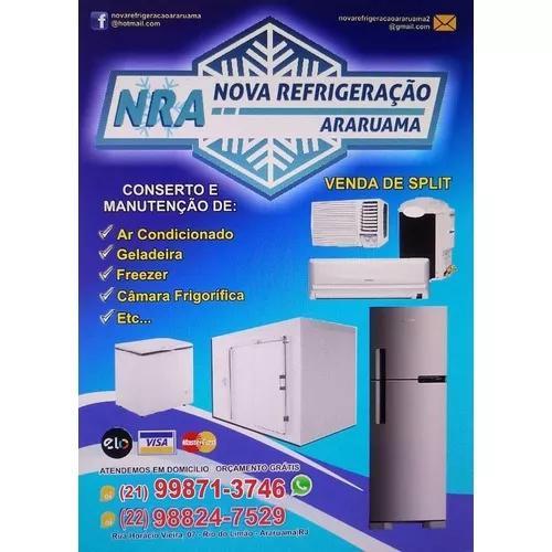 Consertos E Manutenção De Freezer,geladeira,câm.