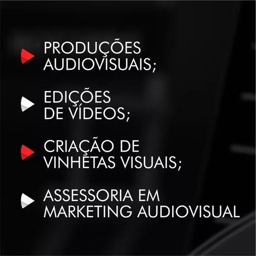 Edição De Vídeos (30 Seg)