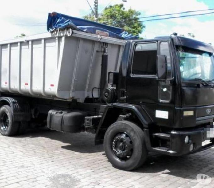 Ford Cargo 2428 Basculante Rossatto