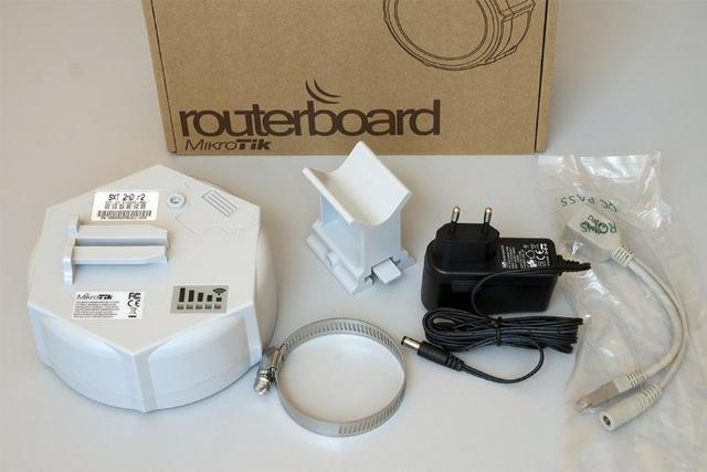Mikrotik Routerboard Lite 5 Sxt 5ndr2 16dbi Licenca Nivel 3