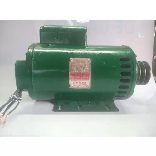 Motor Monofasico 2 Cv Para Bitornera
