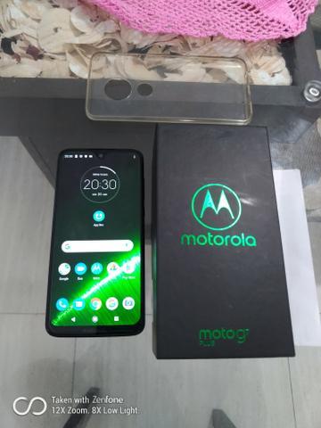 Motorola Moto G7 Plus completo c/garantia