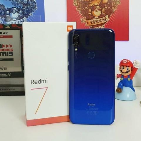 Redmi Note 7 64GB Frete Grátis /Ac Cartões !