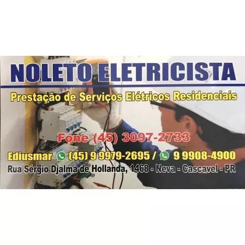Serviços E Reparos Elétricos