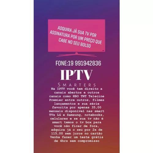 Tv Por Assinatura Com Mais De 8 Mil Conteúdos