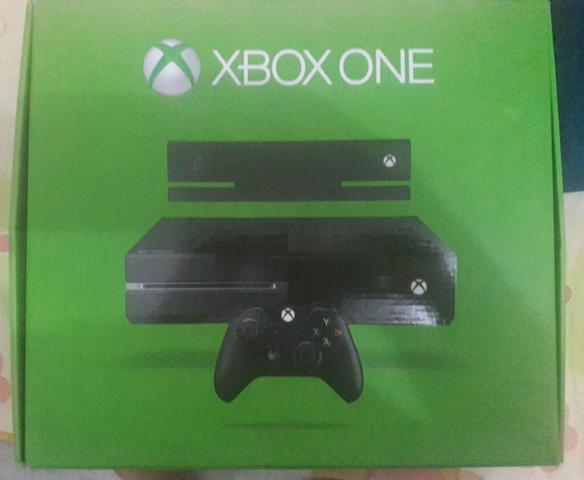 Xbox one com150 jogos digitais divido no cartao