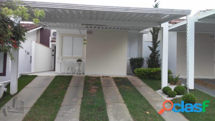Casa em Condomínio Terra Nova Wanel Ville Sorocaba