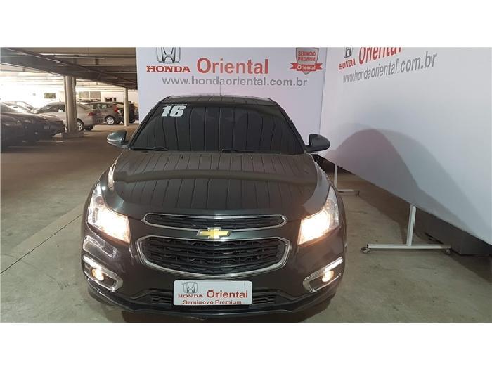 Chevrolet Cruze 2016 1.8 LT 16V FLEX 4P AUTOMÁTICO