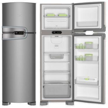 Geladeira/Refrigerador 2 Portas Frost Free Crm35nk 275