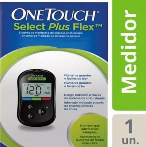 Kit Medidor de Glicose Completo - Novo na Caixa
