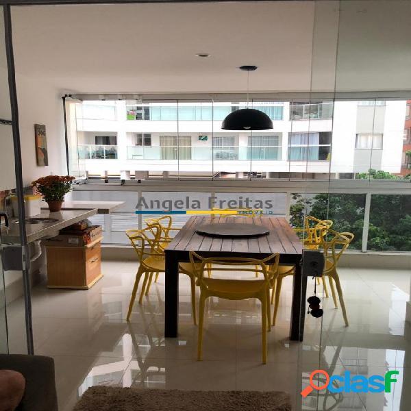 Lindo Apartamento 3 Quartos com 1 Suíte na Praia da Costa