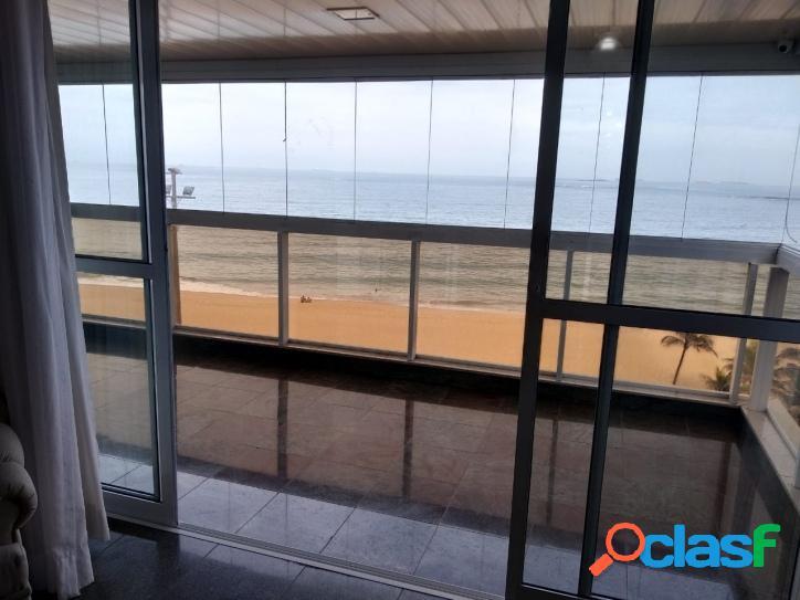 Lindo Apartamento 4 Quartos Frente pro Mar na Praia da Costa