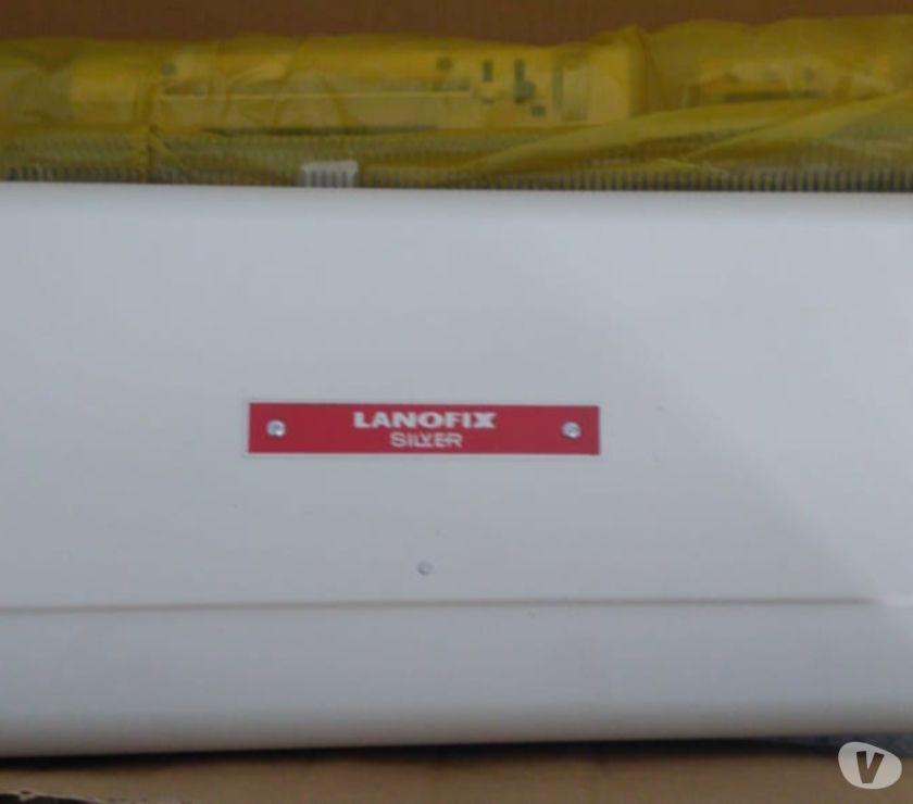 Máquina Lanofix Silver SK 280 completa