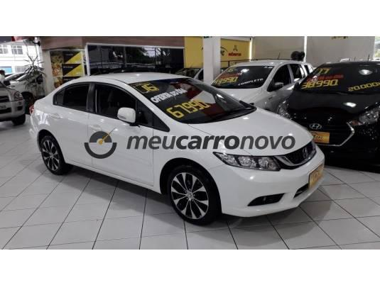 HONDA CIVIC SEDAN LXR 2.0 FLEXONE 16V AUT. 4P 2015/2016