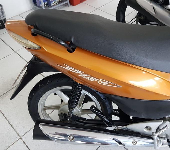 Honda Biz 125 + 2006, apenas 12x R$ 499 no cartão sem
