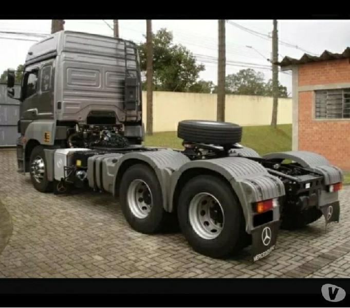 Mercedes Benz Mb Axor 2544 6x2