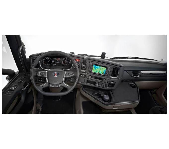 Scania R440 6X4 Highiline Completa 2018 Nova
