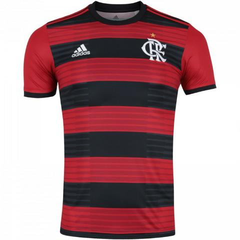 Camisa Do Flamengo Uniforme 1 Gabriel Pronta Entrega