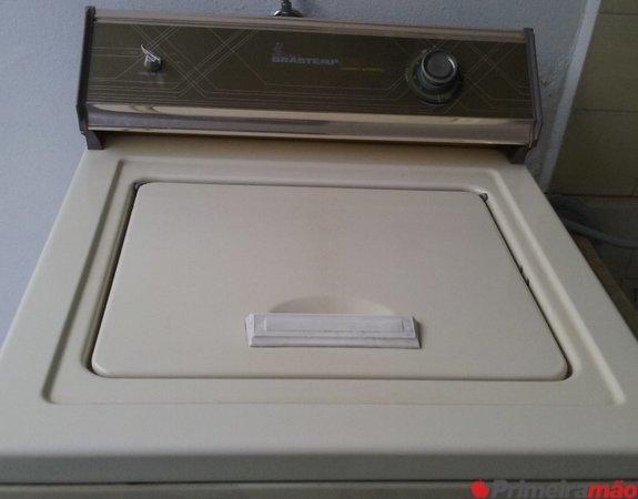 Maquina de Lavar Roupas Brastemp 4 Kg. Aut. das Antigas!