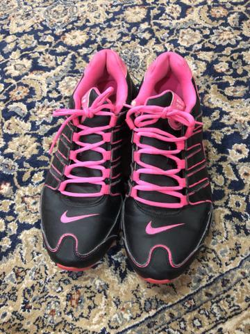 Tênis Nike shox original usado n40