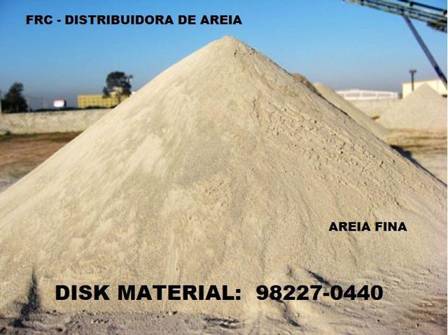 Areia Brita Pedra (ATACADO)