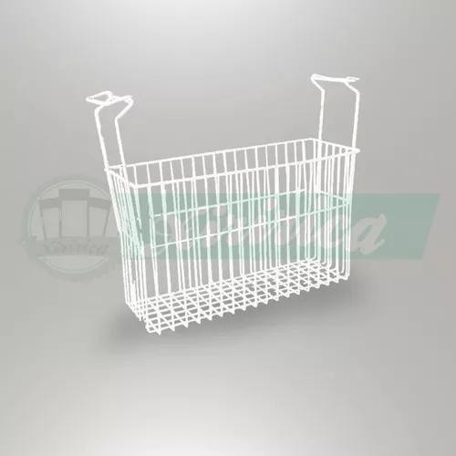 Cesto Para Freezer Sorvete Metalfrio Hf20 Ao Hf55 Original