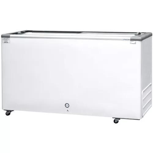 Freezer Sorvete Horizontal Tampa De Vidro Fricon Hceb503