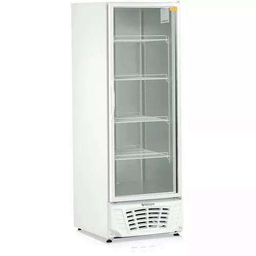 Freezer/expositor Vertical Dupla Ação Porta De Vidro 575