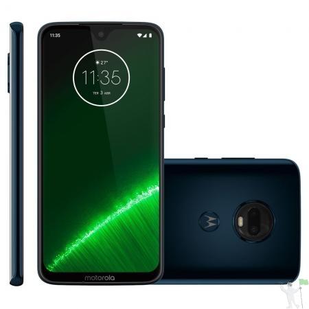 Motorola Moto G7 Plus 64gb Anatel Nota Fiscal e Garantia
