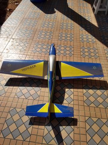 Aeromodelo tucano incoaer força aérea brasileira