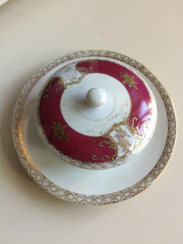Antiga mantegueira porcelana japonesa