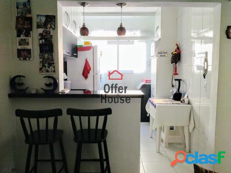 Apartamento com 2 dorms em São Bernardo do Campo -
