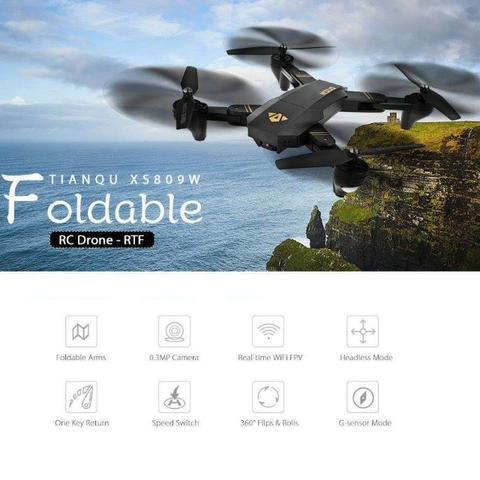 Drone Com Câmera Novo Na Caixa