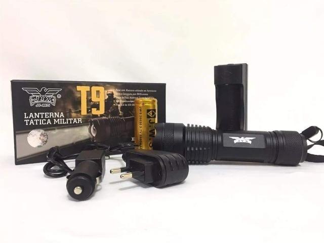 Lanterna Tática Led T9