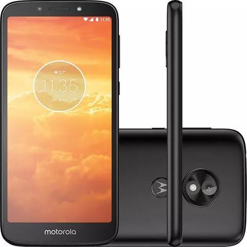Smartphone Motorola Moto E5 Play Tela 5.3 16gb 1gb - Preto