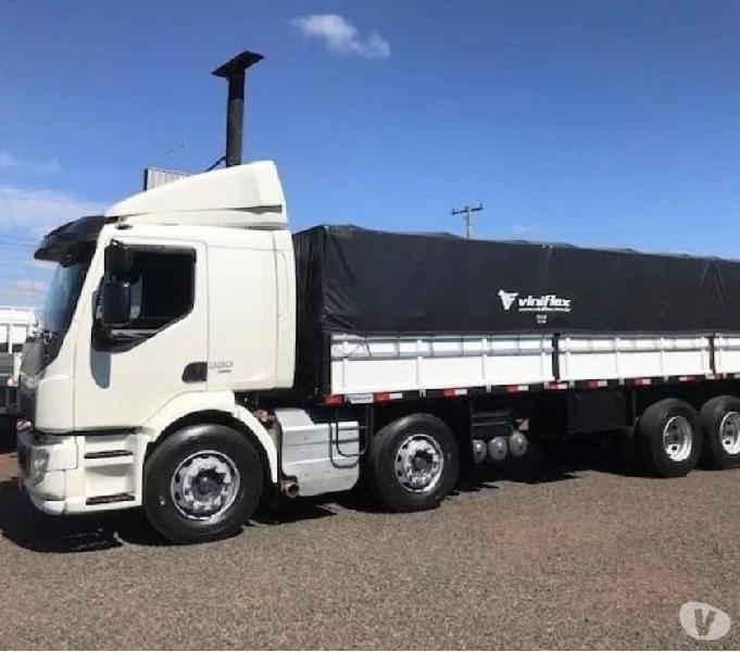 Volvo Vm 330 Ano 2015 Bitruck Graneleiro - 2015
