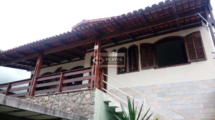 Casa, Santa Mônica, 3 Quartos, 4 Vagas, 1 Suíte