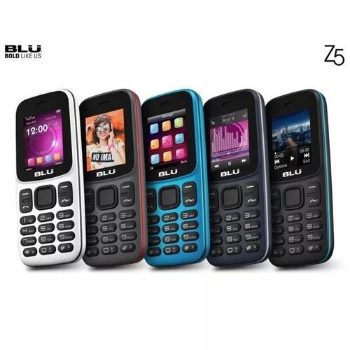 Celular Blu Z5 Z210 Simples Tela 1.8 Câmera Rádio Fm +