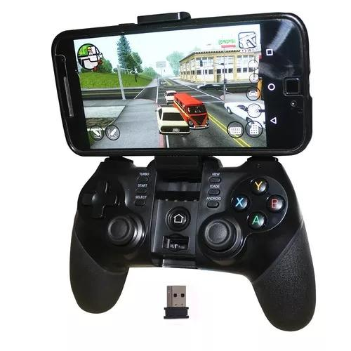 Controle Joystick Ipega 9076 Android Celular Pc Ps3