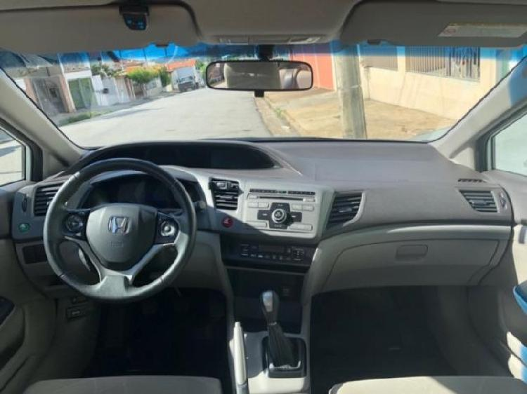 Honda Civic LXS 1.8 FLEX 2014